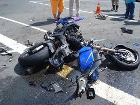 Bikestman Bikes Crashed