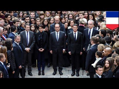 Paris terror: International manhunt for French citizen as prosecutors reveal timeline - TomoNews