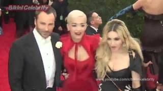 [Met Gala 2015 Red Carpet Arrivals, best & worst dressed, Bey...] Video