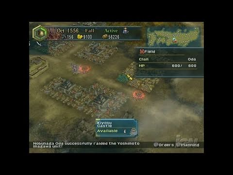 Nobunagas Ambition Iron Triangle PlayStation 2