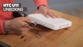 Unboxing: El HTC U11 brilla fuera de su caja