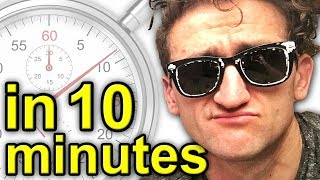 How Casey Neistat Ditched HBO For YOUTUBE | A Brief History Of Casey Neistat