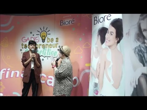 download lagu Gadis Be A Teenpreneur Competition  Biore Final Camp gratis