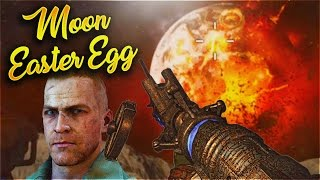 🌏BLOWING UP THE EARTH! 🌏 MOON EASTER EGG! (BLACK OPS 3 ZOMBIES CHRONICLES)