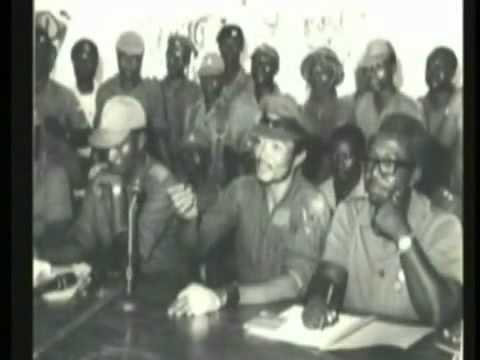 Flight-Lt. Jerry John Rawlings - Ghana