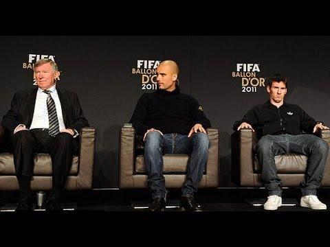 Sir Alex Ferguson on Messi