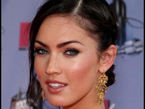 Megan Fox smink