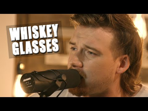 "Morgan Wallen, ""Whiskey Glasses"""