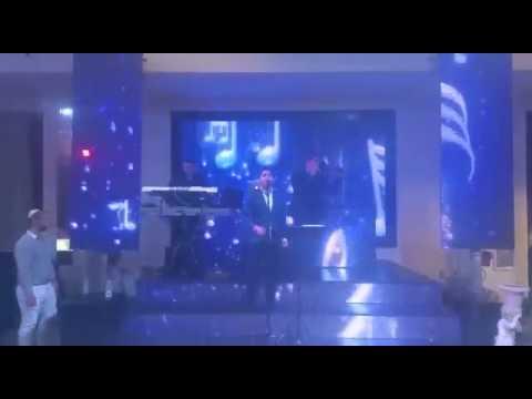 אלירן דרעי - הופעה אולמי בלאג'יו - עם רוניוס הכנר