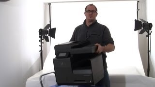 Test des HP Officejet Pro X576dw