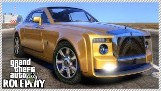 GTA 5 Roleplay - 'MOST EXPENSIVE' $10,000,000 Rolls Royce Sweptail | RedlineRP #387