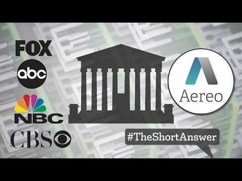 Aereo Vs. the Networks: The Supreme Court Battle