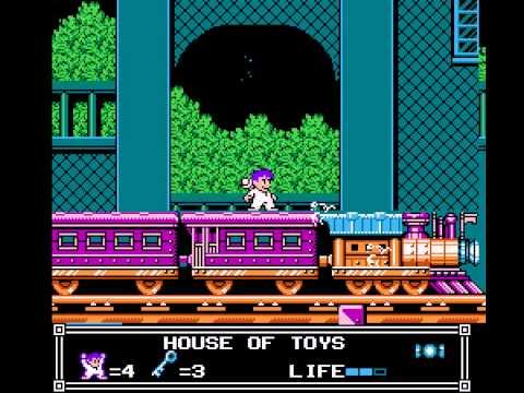 Little Nemo - The Dream Master - House of Toys - Vizzed.com GamePlay - User video