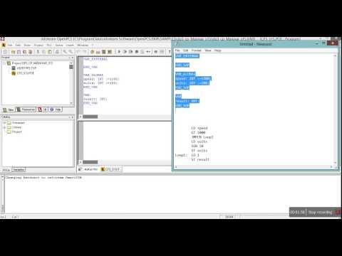 control Programming dp3