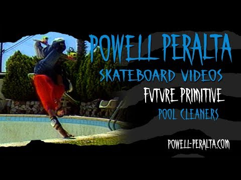 FUTURE PRIMITIVE CH. 3 POOL CLEANERS