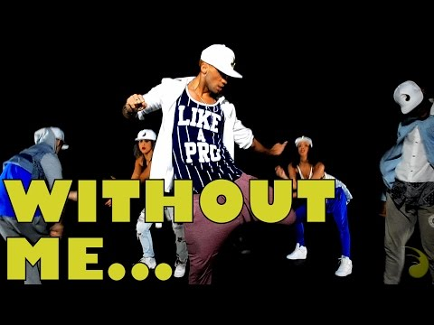 """Without Me - Fantasia Ft. Kelly Rowland & Missy Elliott"" Choreography by Rafa Santos"