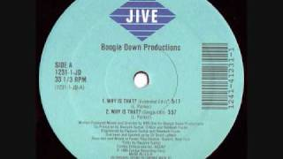 Watch Boogie Down Productions Why Is That video