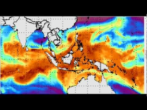'HAARP' TTA's DISCOVERED Engineering TYPHOON BOPHA???  GENOCIDE !!! CAUGHT on Satellite and Radar...