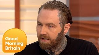 Ed Sheeran's Tattooist Calls for Home Tattoo Kits to Be Banned | Good Morning Britain