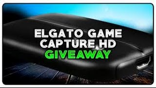 Elgato Game Capture HD60 GIVEAWAY 2016!!! [Closed]
