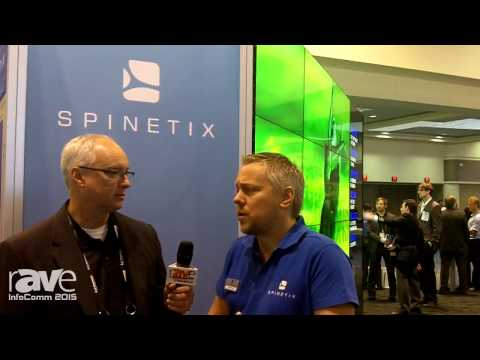InfoComm 2015: Richard Blackwell Talks Building Automation with Nikola Knezovic of SpinetiX