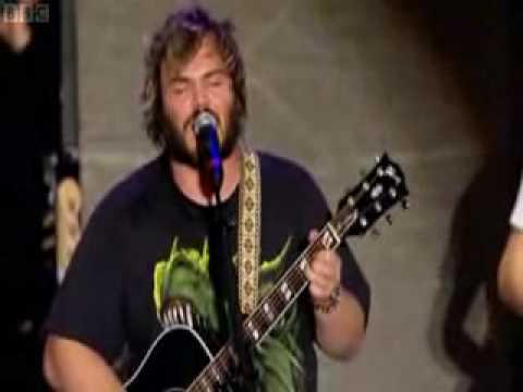 Tenacious D - Wonderboy [live at Reading Festival, 2008]