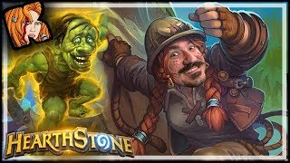 One Hit Point Matters 14 - Rastakhan's Rumble Hearthstone
