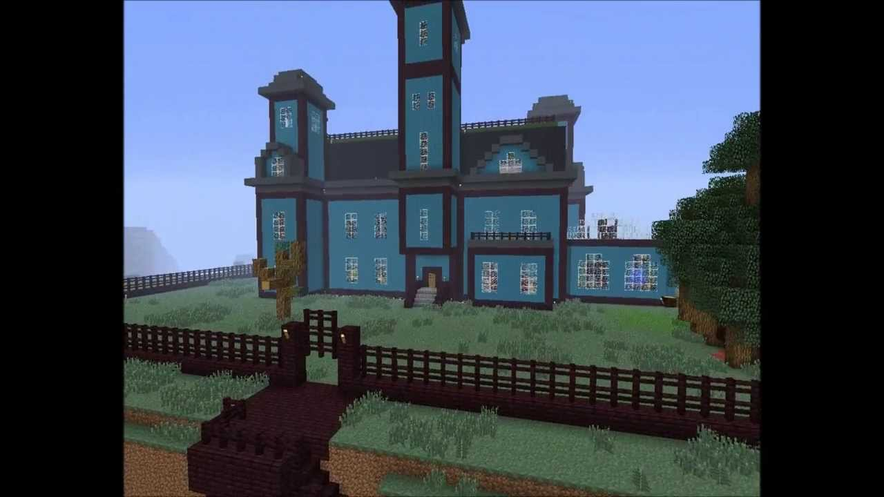 Addams family house layout
