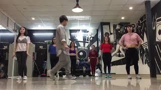 1. 06-01 TBH sexy dance class - Cô ba SG
