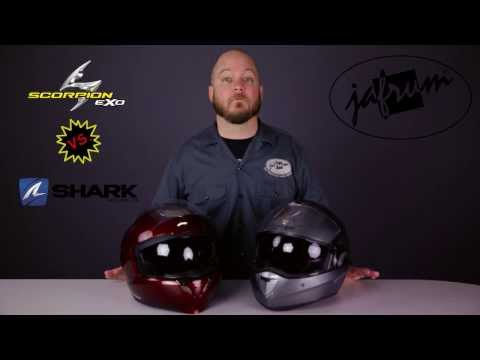 Shark Raw vs Bell Rogue  &  More - Hybrid Helmet Comparison at Jafrum.com