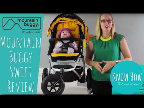 Mountain Buggy Swift Review including Carrycot Plus
