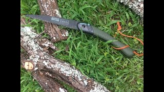 "Bahco Laplander 396-LAP Folding Saw review 7"" blade"