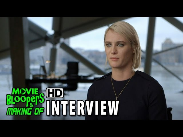 The Martian (2015) Behind the Scenes Movie Interview - Mackenzie Davis is 'Mindy Park'