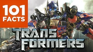 101 Facts About Transformers