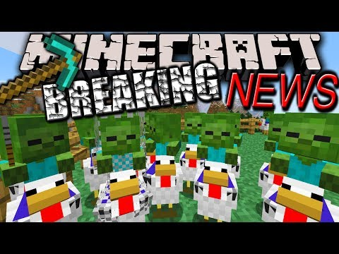 Minecraft 1.7.5 Release 1.8 1.7.6 News Better Skins Name Change Realms Chicken Jockey PE