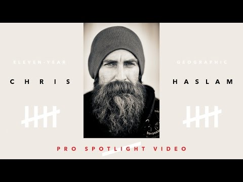 Chris Haslam Pro Spotlight Video