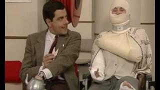 Mr Bean At the Hospital