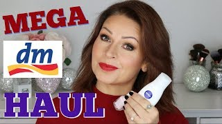 MEGA DM Haul I Makeup I Food I Pflege I Mamacobeauty