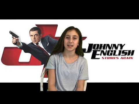 Johnny English Strikes Again By Leah R.