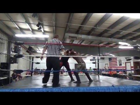Dante Williams vs Raw Talent