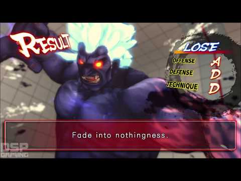 DSP Tries It: Street Fighter 4 Omega Mode