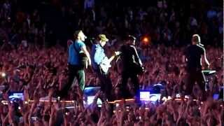 Coldplay live in Zürich May 26 2012 - Princess of China HD