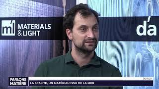 """Parlons Matière par Spazio lab """" La Scalite """""""