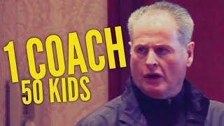1 Coach, 50 Kids