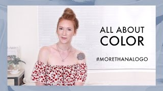 How to Create a Color Palette for your Brand | #MoreThanALogo Series
