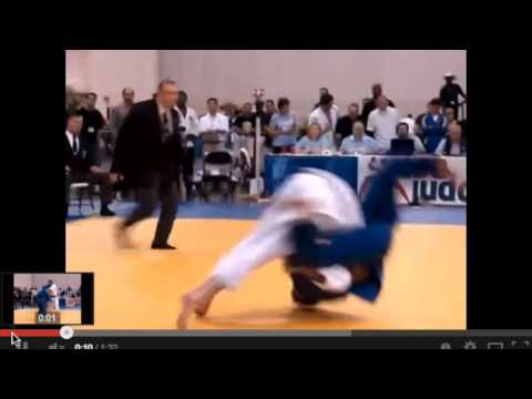 Travis Stevens Ippon Seoi nage entry analysis by Beyond Grappling Image 1