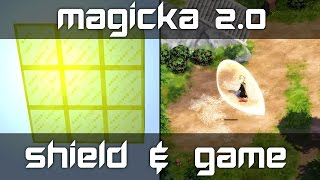 2 - Shield & Game Example | Magicka in Minecraft 2.0