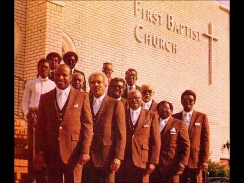 "Mr. C.M. Melvin & The First Baptist Male Chorus - ""You Ought To Live So"" (Old School Gospel)"