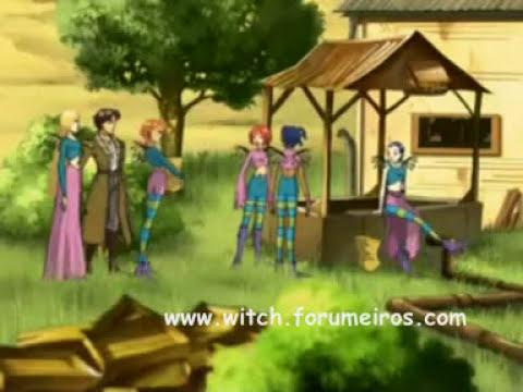witch 1 cap 22 o desafio de caleb parte 01