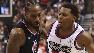 LA Clippers vs Toronto Raptors Full Game Highlights | December 11, 2019-20 NBA Season